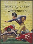 BGSU Football Program: October 05, 1940