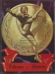 BGSU Football Program: October 18, 1940