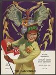 BGSU Football Program: November 20, 1941