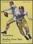 BGSU Football Program: November 07, 1942