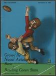 BGSU Football Program: November 21, 1942