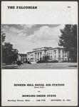 BGSU Football Program: October 16, 1943