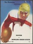 BGSU Football Program November 16, 1946