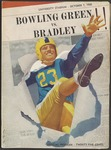 BGSU Football Program October 07, 1950