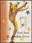 BGSU Football Program: September 22, 1956