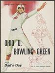 BGSU Football Program: November 10, 1956