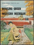 BGSU Football Program October 12, 1957