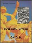 BGSU Football Program: November 08, 1958