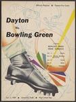 BGSU Football Program: October 03, 1959
