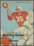 BGSU Football Program: October 17, 1959