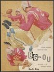 BGSU Football Program November 12, 1960