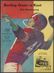 BGSU Football Program: October 20, 1962
