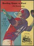 BGSU Football Program: October 20, 1962