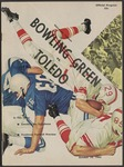 BGSU Football Program October 19, 1963