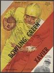 BGSU Football Program: November 23, 1963