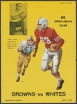 BGSU Football Program May 08, 1965