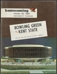 BGSU Football Program: October 22, 1966