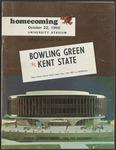 BGSU Football Program October 22, 1966