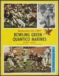 BGSU Football Program: September 23, 1967