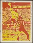 BGSU Football Program November 07, 1970