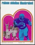 BGSU Football Program: November 04, 1972