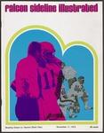 BGSU Football Program: November 11, 1972