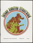BGSU Football Program: October 06, 1973
