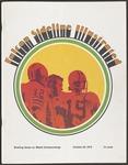 BGSU Football Program October 20, 1973