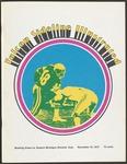 BGSU Football Program: November 10, 1973