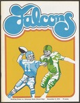 BGSU Football Program: November 09, 1974