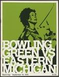 BGSU Football Program: September 18, 1976