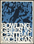 BGSU Football Program: October 30, 1976