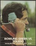 BGSU Football Program: October 06, 1979
