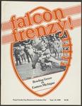 BGSU Football Program September 13, 1980