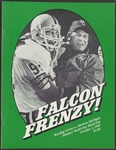 BGSU Football Program: October 03, 1981