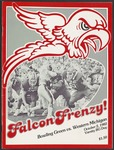 BGSU Football Program: October 02, 1982