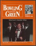 BGSU Football Program: September 12, 1987