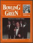 BGSU Football Program September 12, 1987