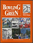 BGSU Football Program September 26, 1987