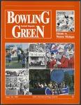 BGSU Football Program: September 26, 1987