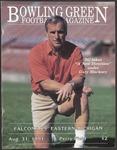 BGSU Football Program: August 31, 1991