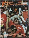 BGSU Football Program: November 14, 1992