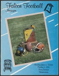 BGSU Football Program: October 02, 1993