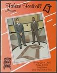 BGSU Football Program October 16, 1993