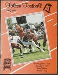 BGSU Football Program: November 06, 1993