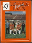 BGSU Football Program September 17, 1994