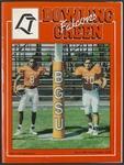 BGSU Football Program October 08, 1994