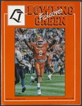 BGSU Football Program: October 22, 1994