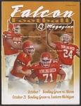 BGSU Football Program: October 07 and 21, 2000