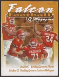 BGSU Football Program: October 07, 2000